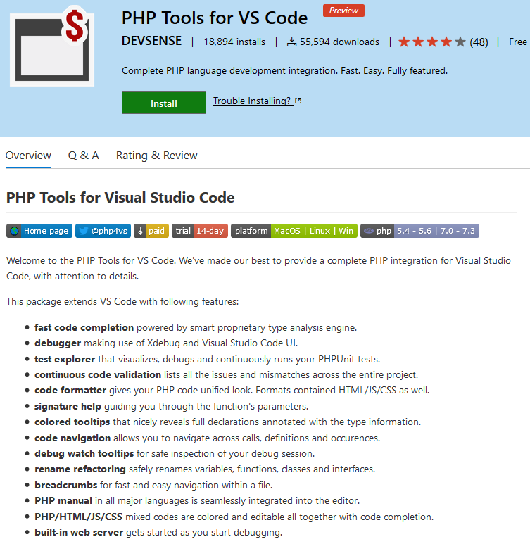 How to Install PHP Tools for VS Code on macOS | Blog