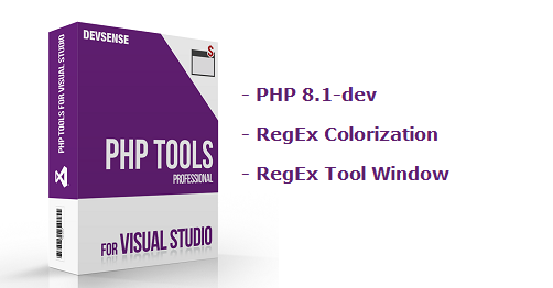 PHP Tools for Visual Studio (May 2021)