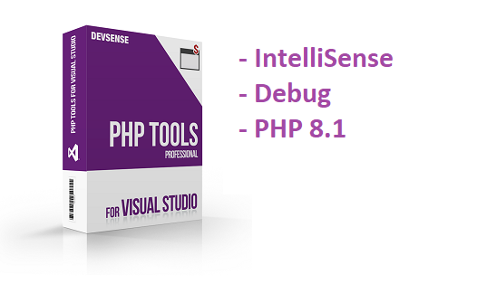 PHP Tools for Visual Studio (September 2021)