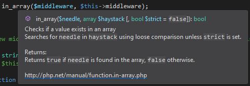 php tool tips summary