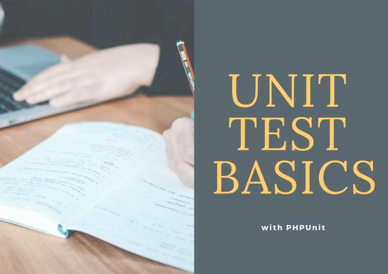 Unit Tests Basics