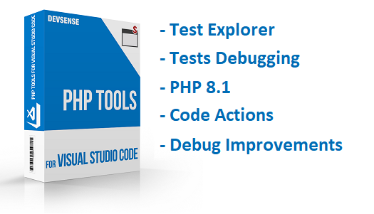 PHP Tools for VS Code (May 2021)