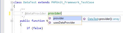 @dataprovider