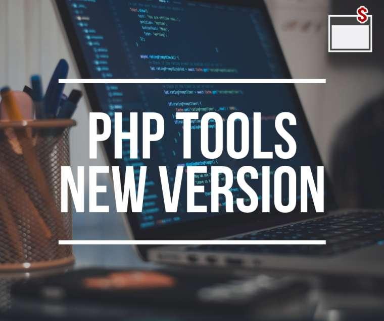 PHP Tools 1.15 News